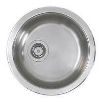 Ikea Stainless Steel Single-bowl inset sink