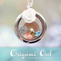 Become and Origami Owl Independent Designer!