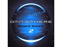 SPECTRASONICS OMNISPHERE 2/TRILIAN/STYLUS RMX (PC and MAC)