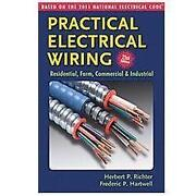 electrical wiring book ebay. Black Bedroom Furniture Sets. Home Design Ideas