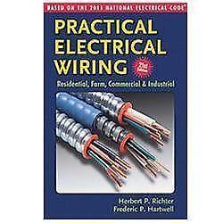 practical electrical wiring books ebay. Black Bedroom Furniture Sets. Home Design Ideas