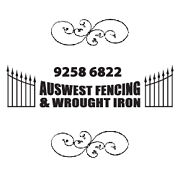 Auswest Fencing and Wrought Iron Beckenham Gosnells Area Preview