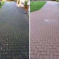 Lavage pression SV maison pavement patio asphalte