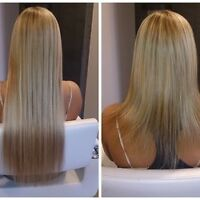 100.00 off for May only Hair Extensions