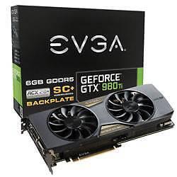 EVGA SC+ ACX2.0 Nvidia 980TI Scone Upper Hunter Preview