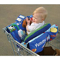 Infantino Shopping Cart Cover/Play Mat