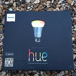 Philips Hue Bulbs (2 sets of 3)