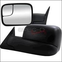 Dodge ram 02-08 tow mirrors with heated and power brand new