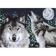 Wolf Latch Hook Kits