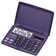 Casio Solar Calculator