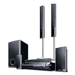 Sony Disc DVD/CD Home Theater System