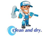 Clean and Dry Office and Home Cleaning Services York area