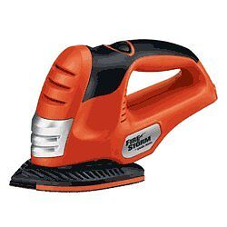 Black & Decker 18V Firestorm Sander Cordless neuve