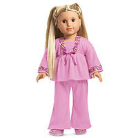 American Girl Julie's pajamas - new