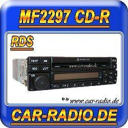 Mercedes Audio Spezial MF2297 Special CD Radio Retro Audio 10 CD