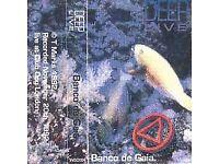 Banco De Gaia – Deep Live Cassette WBC004 1992