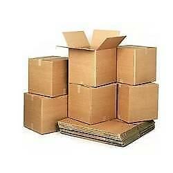 Cheapest New packing boxes porta robes tape $2, moving book boxes