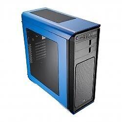 "Gaming Computer amd a10 7850k gtx 650ti 2gb 6gb ram 120gb ssd 23.6"" Samsung monitor"