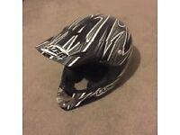 Motocross Helmet - Full Face - XXS