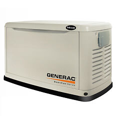 Used Generac Guardian 14KW Generator, Installed