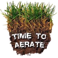 Lawn Aeration Starting From $30