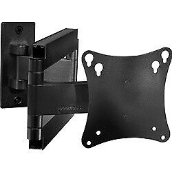 LCD articulated wall bracket