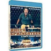 Bruce Springsteen Blu Ray