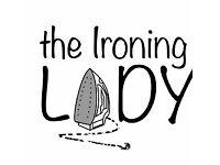 The Ironing Lady
