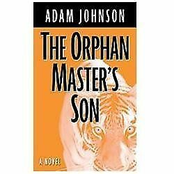 The Orphan Masters Son (Wheeler Large Print Book Series)-ExLibrary