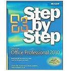 Microsoft Office 2010 Professional Book