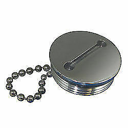 Attwood Deck Fill Replacement Cap and Chain Boat Marine