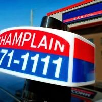 TAXI A LOUER/FOR RENT     A-11 - TAXI CHAMPLAIN
