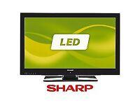 Sharp 32inch LED HD flat panel TV