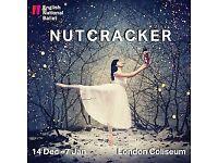 2 Nutcracker Ballet Tickets for Dec 21st