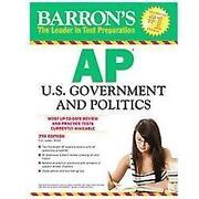 Barrons AP Government