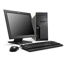 "DUO CORE INTEL/ 3GB IBM /LENOVO/ 3 GHz / 19"" SCREEN - COMPLETE"