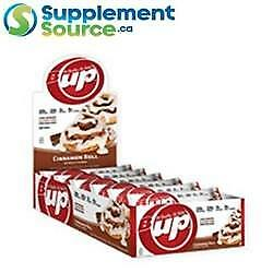 .            Yup Brands B-UP PROTEIN BAR, 12 Bars/Box - Peanut Butter & Jelly