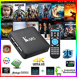 NEW ANDROID 6.0 FULLY LOADED TV BOXES KODI 17.4...