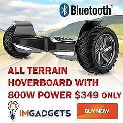 Hoverboard sale and on site repair. Best hoverboard in Canada go off road with the all new 2017 all terrain board.