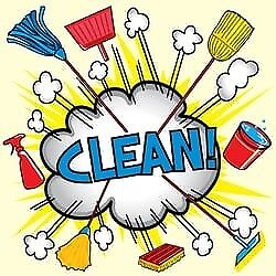 OCD Cleaning Service for your home - message me for