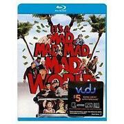 It's A Mad Mad Mad Mad World Blu Ray
