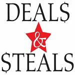 DEALS AND STEALS 24