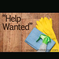 Help Wanted - Commercial Cleaner