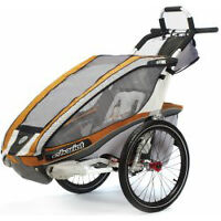 Chariot CTS CX1 by Thule - Copper  (assembled, never used)