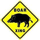 Hog Sign