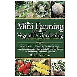 Vegetable Gardening Books Ebay