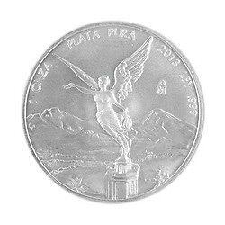 Pièce en argent/bullion silver Mexican libertad various years