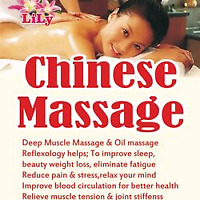 Cold weather give your body energy by Chinese massages