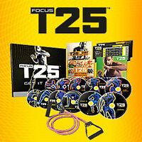 Beach Body - Focus T25 DVD Pack