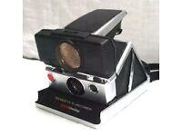 Polaroid sx 70 sonar onestep for sale